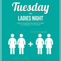 Read more about Seoul Garden Two Ladies Dine FREE With Every Two Full-Paying Ladies (Tuesdays) 9 - 30 Jun 2015