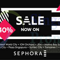Read more about Sephora End of Season Sale 18 Jun 2015