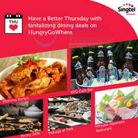 Read more about Singtel 1 for 1, Free Chili Crab & More Dining Deals 17 Jun 2015