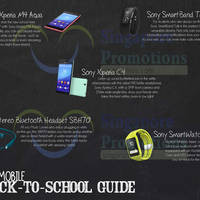 Read more about Sony Mobile Back to School Offers 15 Jun 2015