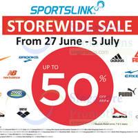 Read more about Sportslink Storewide Sale 27 Jun 2015
