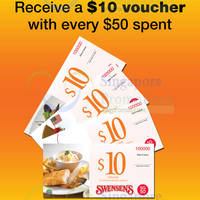 Read more about Swensen's Spend $50 & Get $10 Voucher 12 Jun 2015