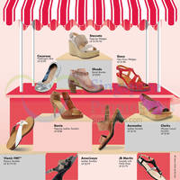 Read more about Takashimaya $99 Branded Ladies' Shoes Offers 12 - 25 Jun 2015