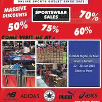 Read more about Taskermania Branded Sportswear Sale @ Funan Digitalife Mall 25 - 28 Jun 2015