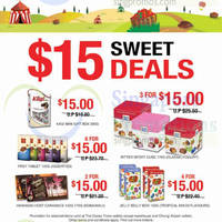 Read more about The Cocoa Trees $15 Sweet Deals 18 Jun - 1 Jul 2015