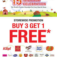 Read more about The Cocoa Trees Buy 3 Get 1 FREE Storewide Promo 5 Jun - 26 Jul 2015