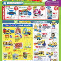 "Read more about Toys ""R"" Us, Babies ""R"" Us School Holidays Deals 28 May - 29 Jun 2015"