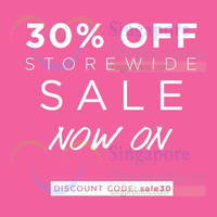 Read more about Tracyeinny 30% Off Storewide Promotion 25 Jun 2015