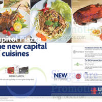 Read more about Capitol Piazza Dining Offers For UOB Cardmembers 26 Jun 2015
