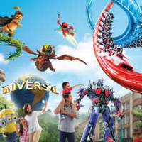 Read more about Universal Studios $68 One-Day Pass With Free Meal & Gift 2 Jun - 31 Jul 2015