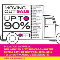 Read more about Wearto Moving Out Sale 4 - 5 Jul 2015