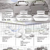 Read more about World Kitchen Corelle, Corningware, Pyrex & More Offers 11 Jun - 12 Jul 2015