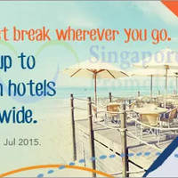 Read more about Zuji Singapore 8% to 12% OFF Hotels 1-Day Coupon Code 1 Jul 2015