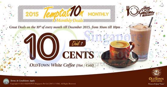10 Cent Coffee