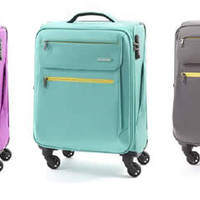 American Tourister New Gelato Soft Side Luggages 6 Jul 2015