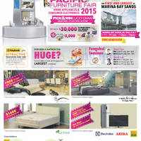 Read more about Asia Pacific Furniture Fair @ Marina Bay Sands Expo & Convention Centre 11 - 19 Jul 2015