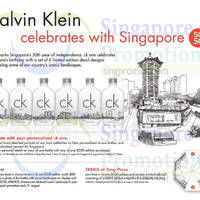 Read more about Calvin Klein SG50 CK One Fragrance Personalisation & Free Gift @ Tang Plaza (Fri-Sat) 31 Jul - 8 Aug 2015