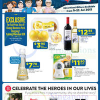 Read more about Fairprice Catalogue Super Saver, Hari Raya Specials, Homeproud, Toyomi & More Offers 9 - 23 Jul 2015