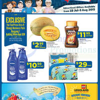 Read more about Fairprice Catalogue Super Saver, Sona Appliances, Lock & Lock, Groceries & More Offers 23 Jul - 6 Aug 2015
