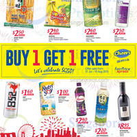 Read more about Cheers Buy 1 Get 1 Free Offers 21 Jul - 10 Aug 2015