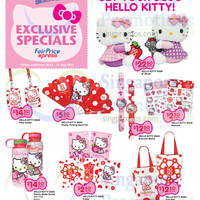 Cheers Hello Kitty Collectibles Offers 28 - 31 Jul 2015