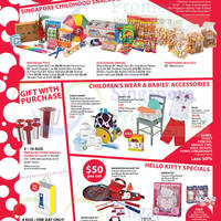 Read more about Isetan SG50 Celebrations Promo Offers 24 Jul - 11 Aug 2015