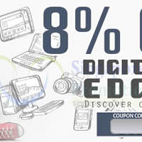 "Deal.com.sg Ensogo 8% OFF NO Min Spend ""Digital Edge"" Deals 1-Day Coupon Code 28 Jul 2015"