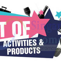 "Deal.com.sg Ensogo 12% OFF NO Min Spend ""Best of Activities & Products"" Deals 1-Day Coupon Code 30 Jul 2015"