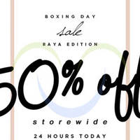 Read more about FashionValet 50% OFF Storewide 1-Day Coupon Code (NO Min Spend) 18 Jul 2015