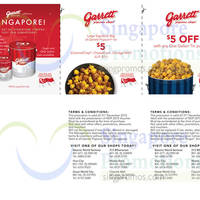 Using a promo or coupon code at Garrett Popcorn is easy. After selecting the product or products that you want, add it to your shopping cart. To view the items in your shopping cart, click on the Cart button located at the top right of the website.