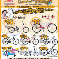 Read more about Aleoca Bicycles Offers @ Giant Hypermarket 10 - 23 Jul 2015
