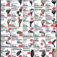 Golf Direct National Day Super Sale Offers 31 Jul - 13 Aug 2015