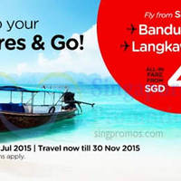 Read more about Air Asia fr $39 all-in Promo Fares 20 - 26 Jul 2015
