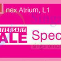 Read more about Isetan 43rd Anniversary Sale @ Nex 13 - 19 Jul 2015