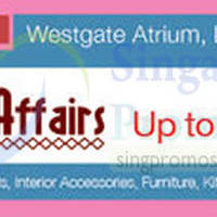 Read more about Isetan Home Affairs Promo @ Westgate 13 - 26 Jul 2015