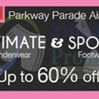 Read more about Isetan Men's Intimate & Sports Sale @ Parkway Parade 20 - 26 Jul 2015