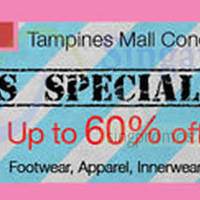 Isetan Men's Special Buys @ Tampines Mall 8 - 14 Jul 2015