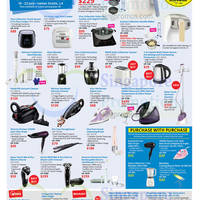 Philips Great Sale @ Isetan Scotts & Westgate 10 - 22 Jul 2015