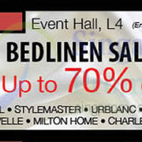Isetan Scotts Bedlinen Sale 7 - 13 Aug 2015