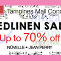 Read more about Isetan Tampines Bedlinen Sale @ Tampines Mall 15 - 21 Jul 2015
