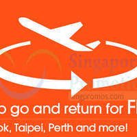 Read more about Jetstar Pay to Go & Return for FREE Promo Fares 21 - 27 Jul 2015