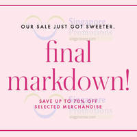 Read more about Kate Spade Final Markdown Sale 3 Jul 2015
