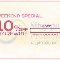 Read more about Lazada 10% OFF Storewide Coupon Code 25 - 26 Jul 2015