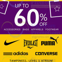 Link THM Up to 60% Off Super Sale @ Tampines 1 3 - 9 Aug 2015