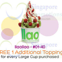 Read more about Llaollao Free Additional Topping Promo @ Bedok Mall 3 - 31 Jul 2015