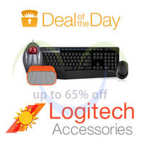 Read more about Logitech Up To 65% Off Selected Accessories 24hr Promo 21 - 22 Jul 2015