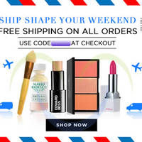 Luxola Free Shipping (NO Min Spend) Coupon Code 5 - 6 Sep 2015