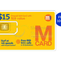 M1 FREE 100GB Local Data For New Prepaid SIM Cards 2 - 31 Jul 2015