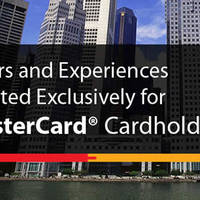 Read more about MasterCard 1 for 1 Dining & Entertainment Deals (Redeem Online) 23 Jul - 30 Dec 2015