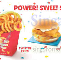 Read more about McDonald's Twister Fries is BACK 23 Jul 2015